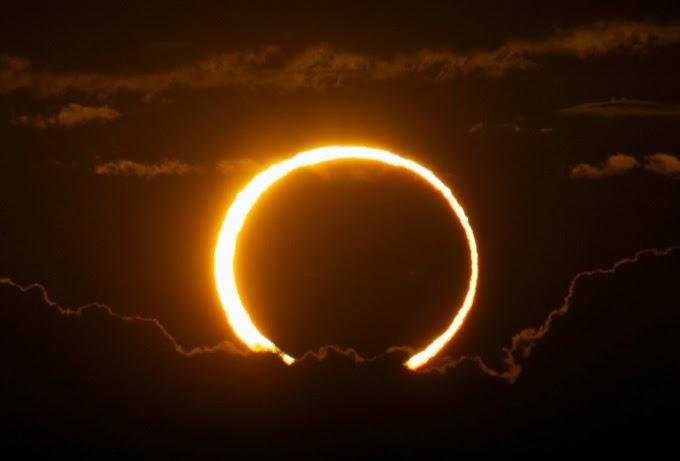 Jom Tengok Gerhana Matahari 26 Disember ni!