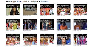 Top Sites To Download Nollywood and Ghanaian Movies on your Device 2017