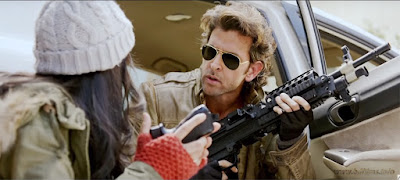 "Bang Bang (2014) is an Indian Hindi language action comedy film directed by Siddharth Anand and produced by Fox Star Movies in 2014. The film is starred by Hrithik as Jaiwant ""Jai"" nanda disguising name Rajveer Nanda and Katrina Kaif as Harleen Sahni in the lead roles. Besides, Danny Denzongpa, Javed Jaffrey, Jimmy Sheirgill, Pavan Malhotra, Kanwaljit Singh and others have starred in the supporting characters in the movie. It is one of the most successful movies in the box office in India.  The film is a remake of the American action comedy film Knight and Day (2010) directed by James Mangold.    Rithik Roshan and Katrina Kaif in bang Bang (2014) movie     Sometimes the directors give the hero such a power that the hero of the movie can know everything what will occur in future. But the antagonists are not conscious about future events. So, the antagonists always lose to the strong protagonist hero. This is the creation of the director. How a director wants to show his film to the audiences. It is his idea and everyone sees the movie from the director's point of view. But always they cannot understand that. Director's technique sometimes are loved and liked by the audiences but sometimes they want to watch it in another angle that means it is their own point of view. But it's their unfortunate that they are not able to see it in their own point of view as the director wants it to show to the audiences from his own point of view. So, the audiences always see the movie from the director's point of view. Bang Bang is alike that movie here the hero has the strongest power to stop any antagonists characters. Rajveer has the strongest power. One the other hand, the heroine Harleen is a very mild mannered person. She cannot tolerate this kind of action or killing someone, but she understands in the ending time of the movie that killing these antagonists indiscriminately is the best deed. Though it is a govt. secret mission to kill the protagonists but mostly is a kind of revenge scene. The antagonists killed Viren, Rajveer's brother and at the end of the film Rajveer took revenge of murdering of his brother. Then, there is no job of Katrina Kaif here. But she is playing her roles as Harleen a bank employee and her story is totally different from Rajveer.     Rithik Roshan and Katrina Kaif in bang Bang (2014) movie     She only lives with her grandmother and feels upset that whether she has to live the whole life as damsel or not. These scenes are really comedic. She finds her fiancée in the truelove.com, very simple and shy young girl and ants an ordinary, simple life she never travelled any place without home to bank, bank to home. Really, totally it is different story from Rajveer. But overall there is a story in the movie 'Ko-i-Noor' diamond is the main center of the story. It has a historical, political and cultural story. So, it is the main target to the antagonists and the protagonists. Terrorism is crime and terrorists are the criminal. So, wherever they stay, they must be punished by the court. But the antagonists always will want to escape themselves from the extradition treaty. So, if they steal the diamond they will able to pressure the government to ban this treaty. But formerly, said that director gives a strong power to the hero to control the environment. And the stealing has been succeeded by the hero. So, story is turning in another step. Another remembering point, the govt. officials are also antagonists. So, if the executives are criminals, where will the protagonists go to solve any problem in any situation? Only the hero can take any decision in this situation. Thus he succeeds. Another romantic thing is travelling Rajveer and Harleen in the transcontinental places in this negative situation. Experiencing of Harleen in Pizza Hut, sea beach, action fighting in road, kissing and loving moment in Prague, returning home, action fighting in fortress and at last united in rajveer's 'Grar' (house) with his mother and father these are unique in Harleen's life and most remembered.  Watch the official trailer of the movie 'Bang Bang' (2014) here...       Watch the full movie 'Bang Bang' (2014) here..."