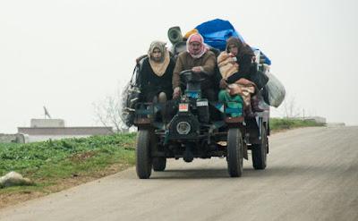 Syrie: plus de 40 civils tués lors de raids dans - ECLAIRAGE - REFLEXION a12