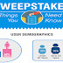 Sweepstakes - Things you need to know #infographic