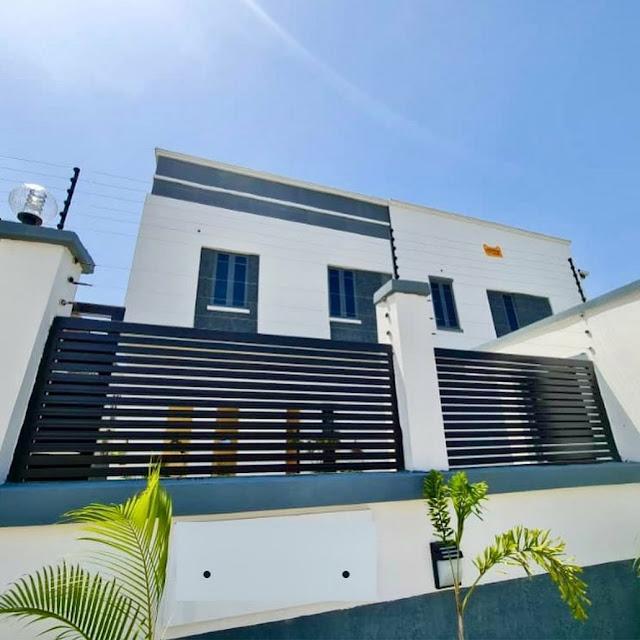 Actress Etinosa Buys a new house (Photos)
