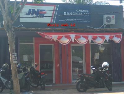 Alamat Agen JNE Express Di Bangkalan