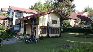 Villa Blok I 1 No 4 Di Istana Bunga Lembang