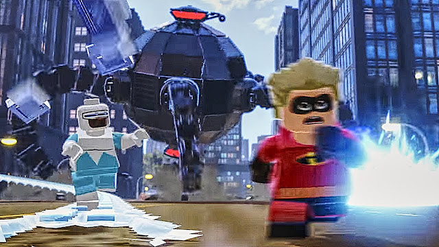 LEGO The Incredibles: PS4 Review