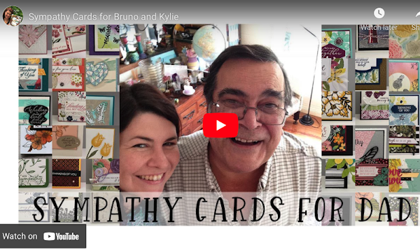 MORE Sympathy Cards Received