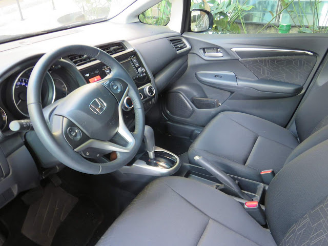 Honda FIT EX 2016 - interior