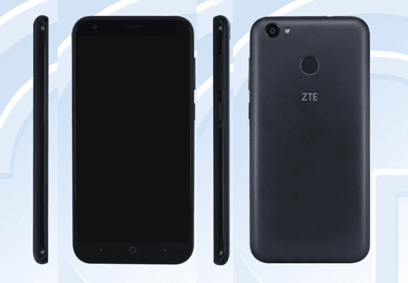 ZTE A0620 w/ 4,870mAh battery certified by TENAA