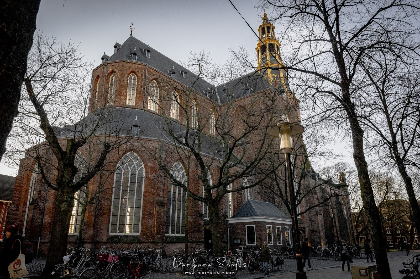 Der Aa-Kerk in Groningen.