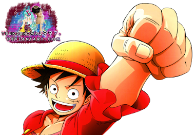 render Monkey D. Luffy