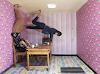 D'Lensa, Suguhkan Spot Foto Rumah Terbalik yang Instagramable