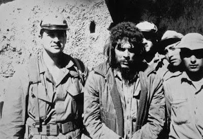 los soldados que mataron al Che Guevara