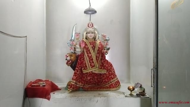 sheravali temple faridabad