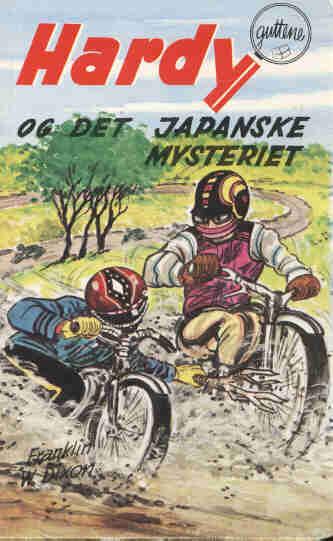 Hardyguttene og det japanske mysteriet
