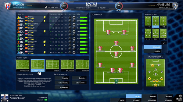 Football Club Simulator Torrent