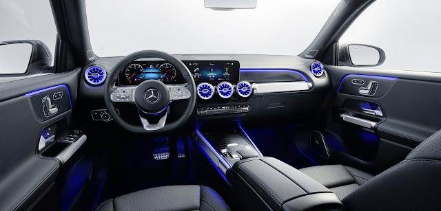 Mercedes-Benz GLB - Brasil