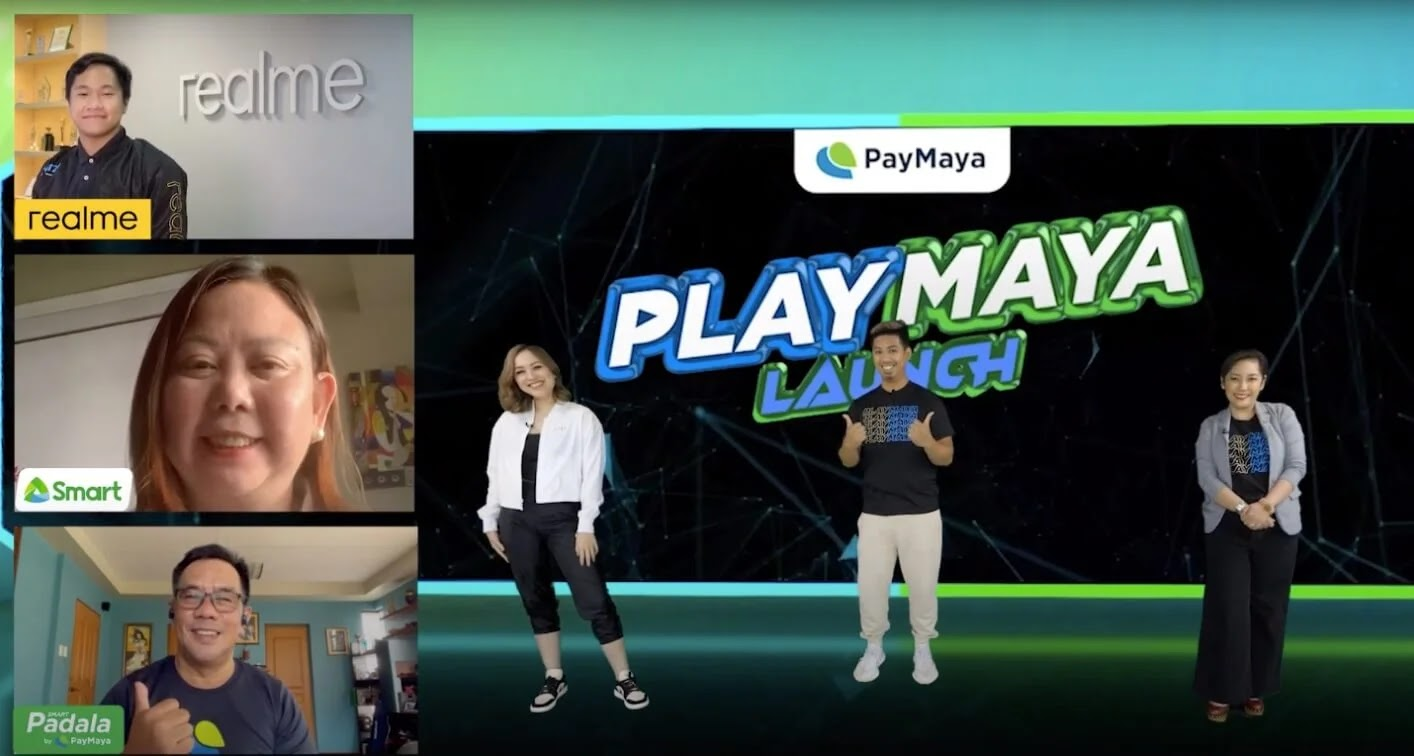 PayMaya Unveils All-In-One Gaming Experience with PlayMaya