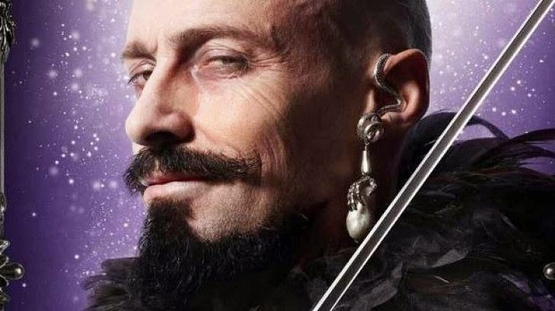Hugh Jackman new Blackbeard from PAN movie