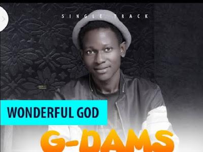 Wonderful God by  (G dams)