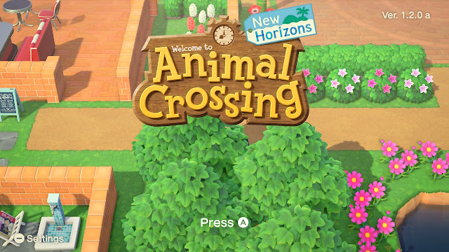 A Sneak Peek at My Animal Crossing New Horizons Island