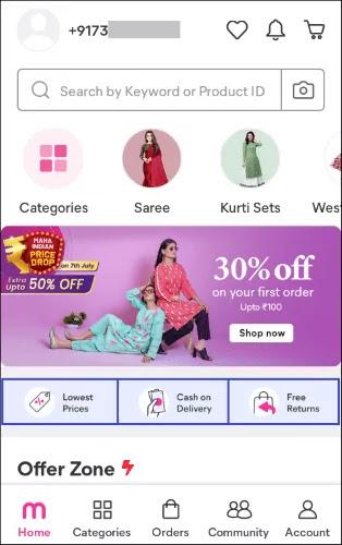Kya Meesho app Safe Hai