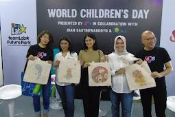 Peduli Anak Autis, SGE Live Kolaborasi dengan Dian Sastrowardoyo