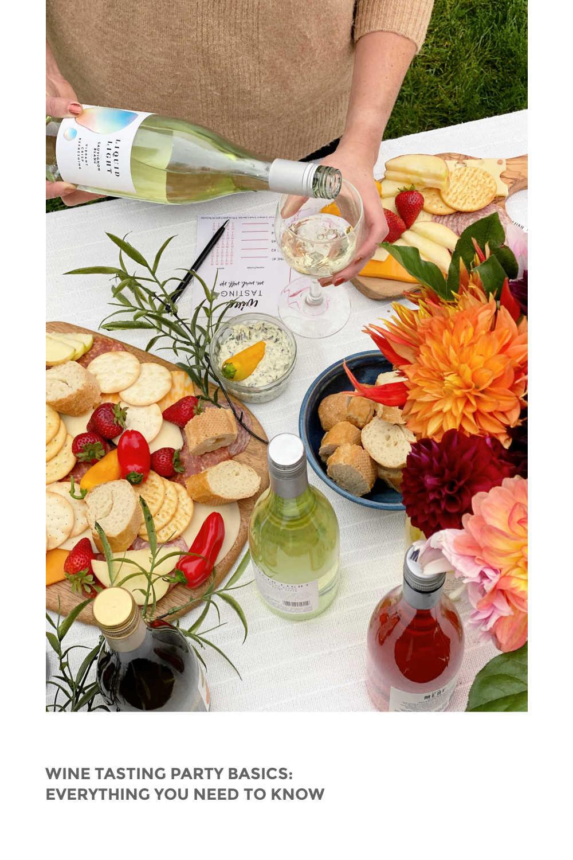wine tasting party basics