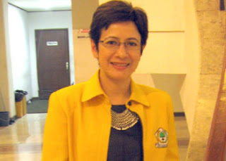 Nurul Arifin Resmi Daftar sebagai Bakal Calon Wali Kota Bandung 2018