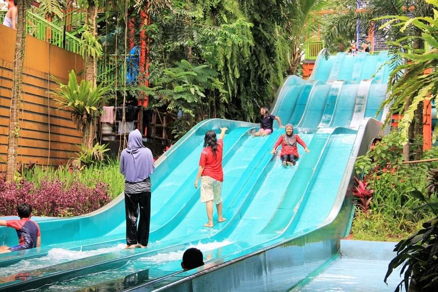 The Jungle Waterpark Bogor