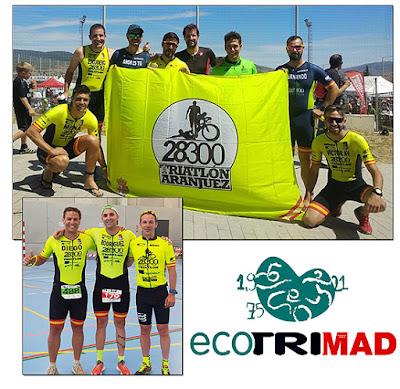 Ecotrimad Triatlón Aranjuez