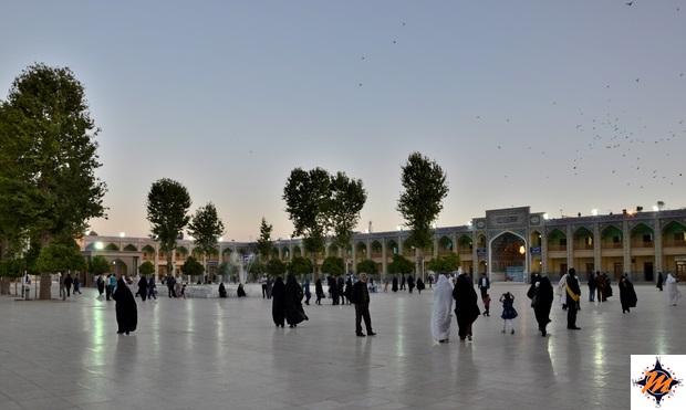 Shiraz, Aramgah-e Shah-e Cherag