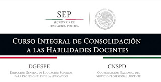 Curso Integral de Consolidación a las Habilidades Docentes