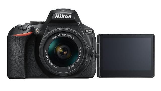 Nikon D5600 trình làng tại SIN và trên đường về Việt Nam - 158612
