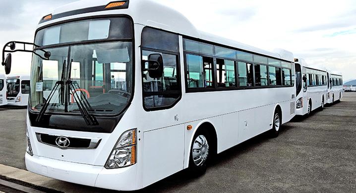 현대차, 투르크메니스탄에 733억 원 규모 27인승 버스 400대 계약