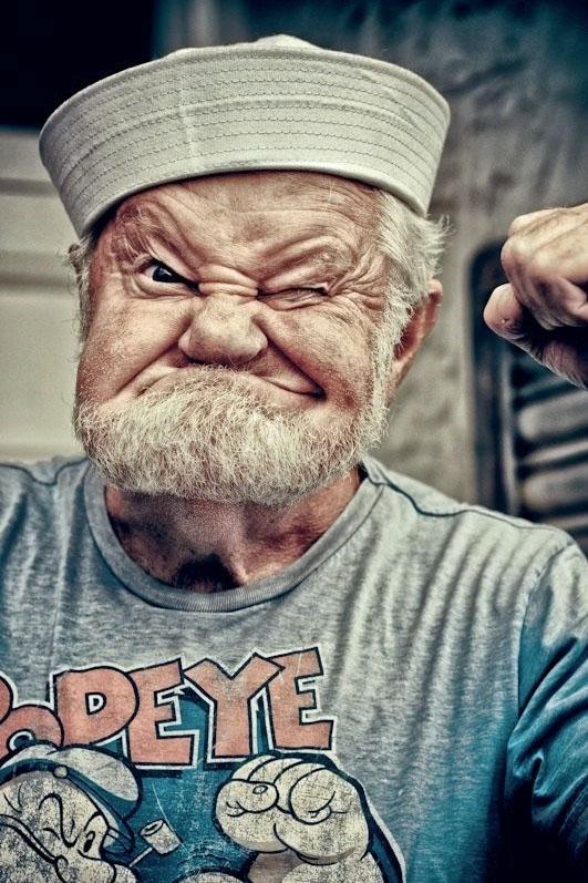 Erotische Bilder von alten Männern
