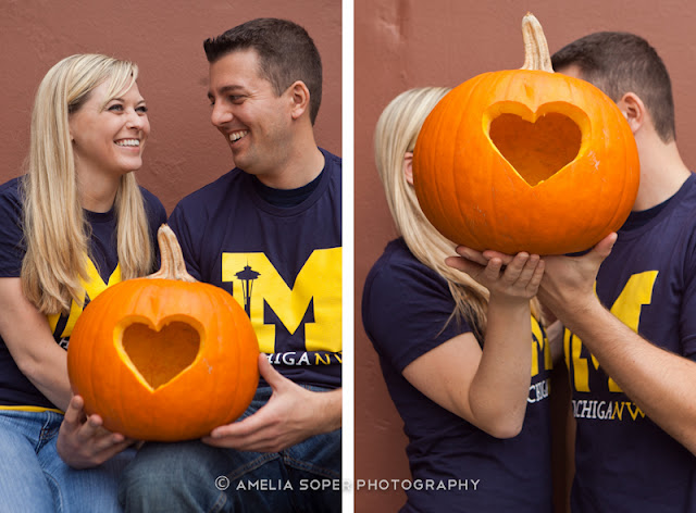 Anna + Jason | Fall-ing in Love