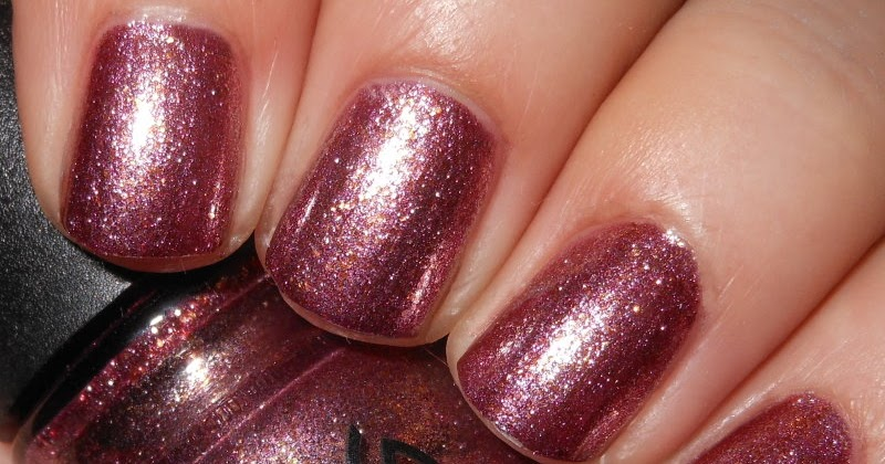 Imperfectly Painted: China Glaze Strike Up a Cosmo