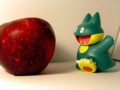 fruta, niños