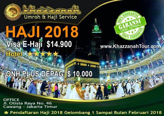 Haji non kuota 2018 langsung berangkat by visa furoda