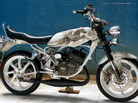 Modifikasi Yamaha RX-S Spesial