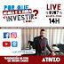 """""""Por que agora é a hora de investir?"""" é tema de Live nesta quarta (01), às 14h"""