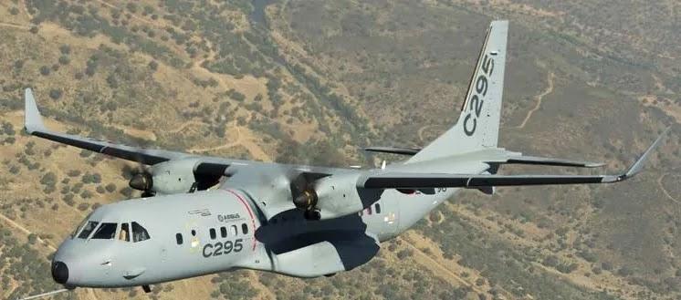 C-295 Transport Aircraft