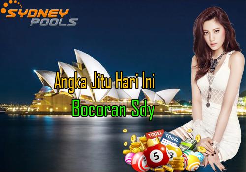 Bocoran Togel Sydney