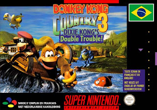 Donkey Kong Country 3 ( BR ) [ SNES ]