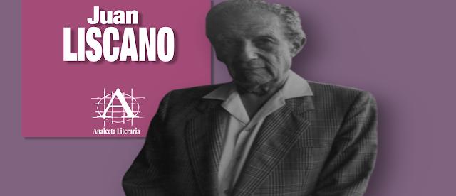 Juan Liscano  |  El animal que somos. Textos seleccionados y organizados por César Seco