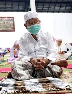 Tokoh Kabupaten Batanghari tutup usia.