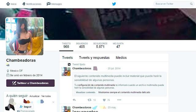 Así es la prostitución a través de redes sociales en México