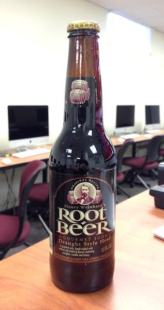 Henry Reinhard's Root Beer