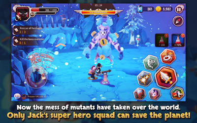 Help Me Jack Save the Dogs Mod Apk Free Game