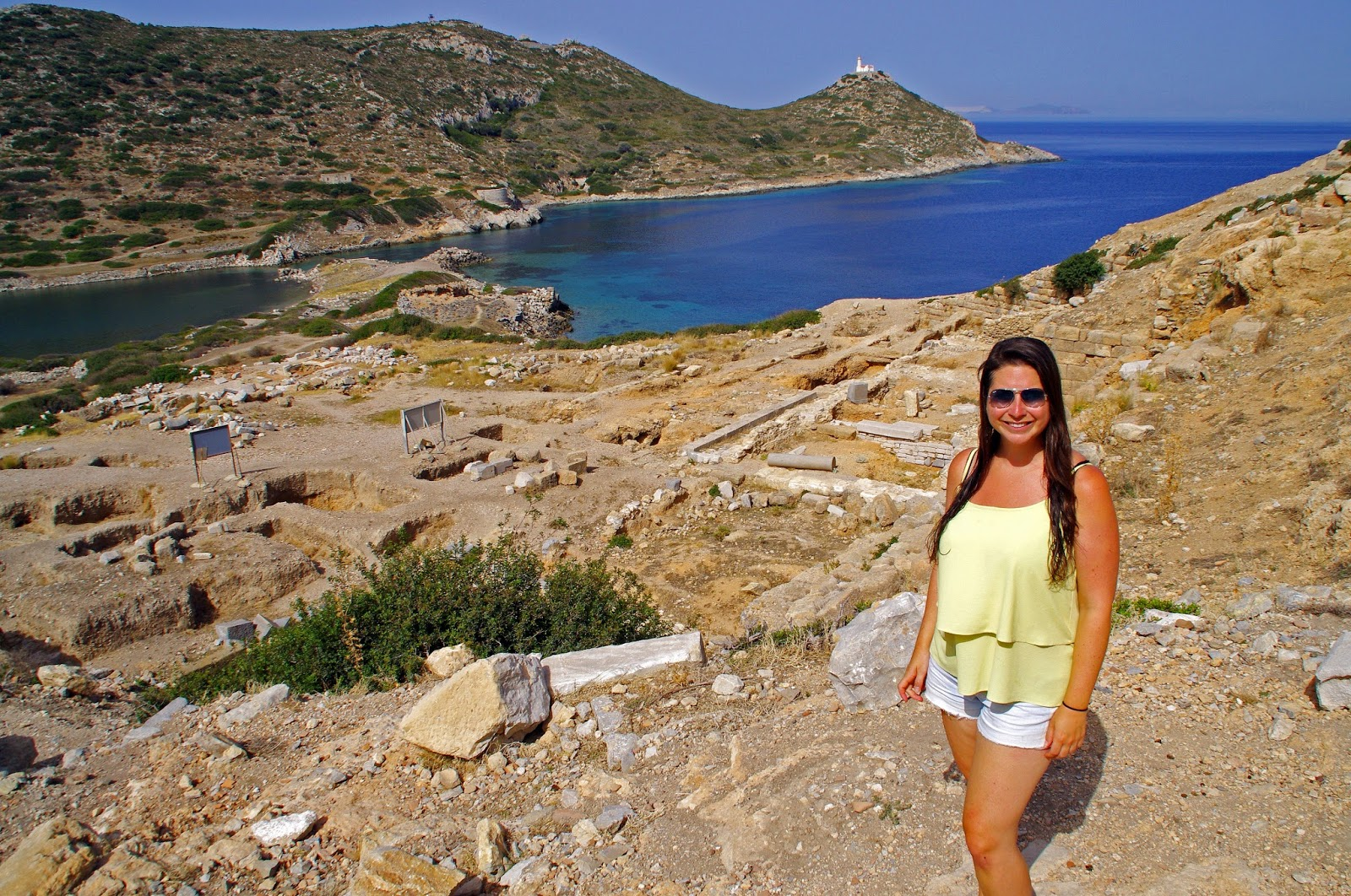 Ancient Knidos Turkey